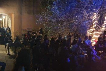 Il concerto dei Gazebo Penguins al Casino del Principe di Avellino lo scorso 1 settembre