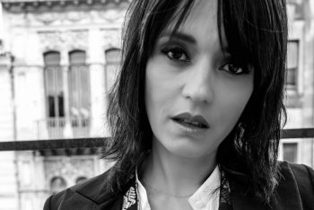 Carmen Consoli in black&white - foto stampa