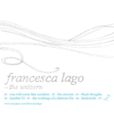 album The Unicorn - Francesca Lago