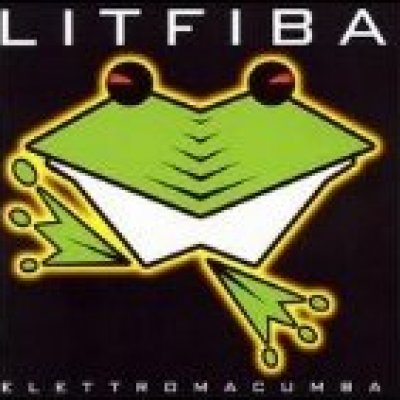 album Elettromacumba - Litfiba