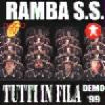 album Tutti in Fila - Ramba S.S.