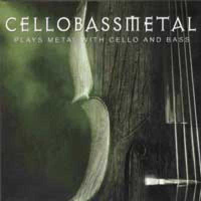 album CELLOBASSMETAL plays metal with cello and bass - cellobassmetal