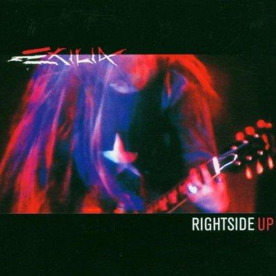 album Rightside up - Exilia