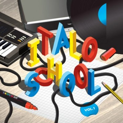 album Italo School Vol.1 - Compilation