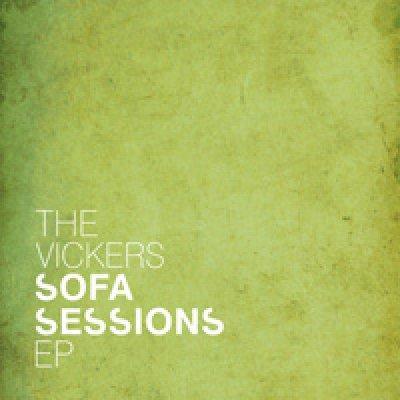 album Sofa Sessions EP - The Vickers
