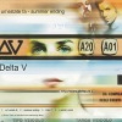album Un'estate fa - Summer ending (cd single) - Delta V