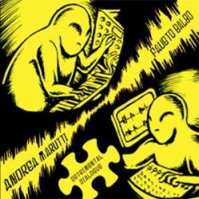 album Detrimental dialogue [w/ Fausto Balbo] - Andrea Marutti