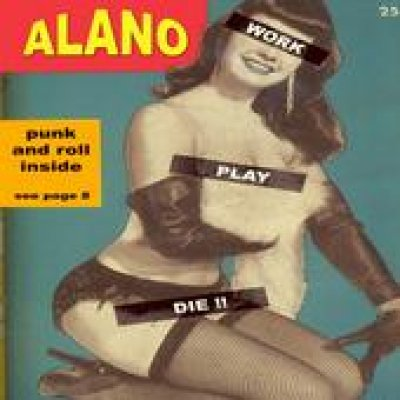 album work play die - the alano