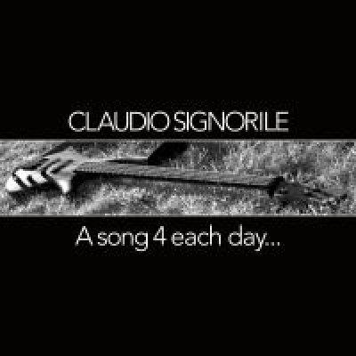 album A song 4 each day... - Claudio Signorile Solo Artist
