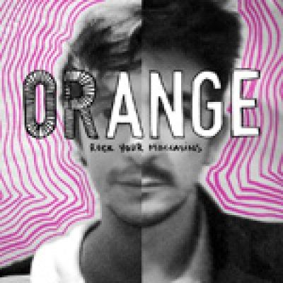 album Rock your moccasins Orange [Lombardia]