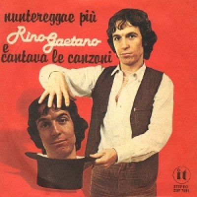 album Nuntereggae più/E cantava le canzoni - Rino Gaetano