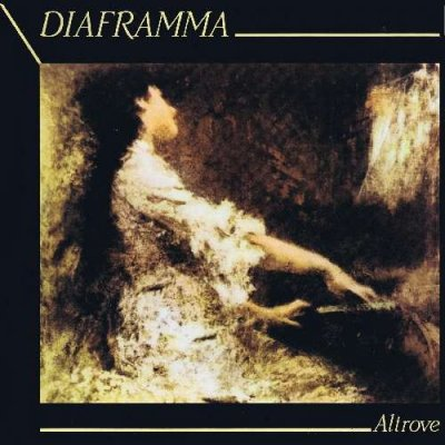 album Altrove (EP) - Diaframma
