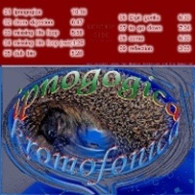 album IPNOGOGICA  (capitolo 1) - Kromofonica