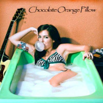 album Chocolate Orange Pillow - Chocolate Orange Pillow
