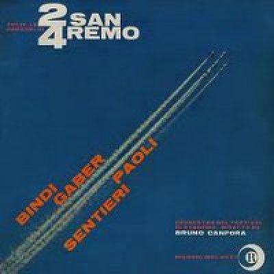album Tutte le canzoni di Sanremo - Luigi Tenco