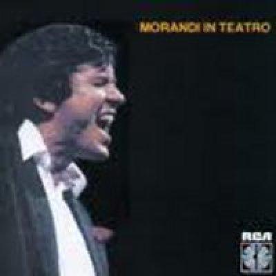 album Morandi in teatro  - Gianni Morandi