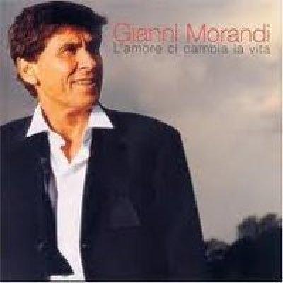 album L'amore ci cambia la vita  - Gianni Morandi