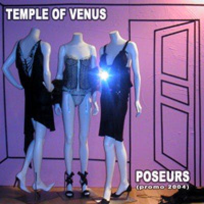 album Poseurs (promo 2004) - Temple of Venus