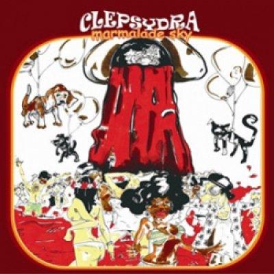 album Marmelade Sky - Clepsydra