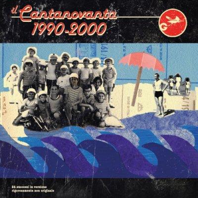 album Cantanovanta - Compilation
