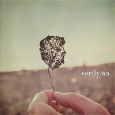album S/t - Verily So