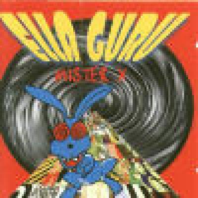 album Mister X - Ella Guru