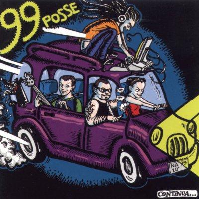 album Na_99_10° (2 cd) - 99 Posse