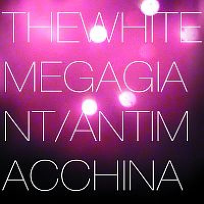album Antimacchina - The White Mega Giant