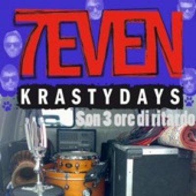 Seven Krasty Days erezione sentimentale Ascolta