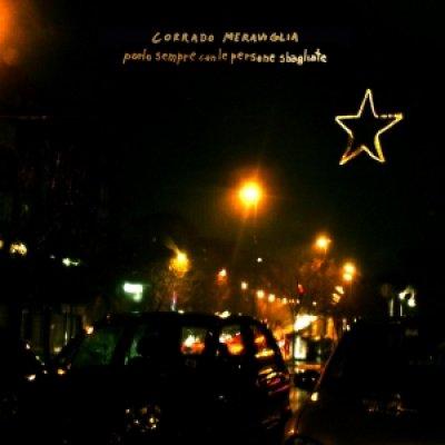 album parlo sempre con le persone sbagliate - Corrado Meraviglia