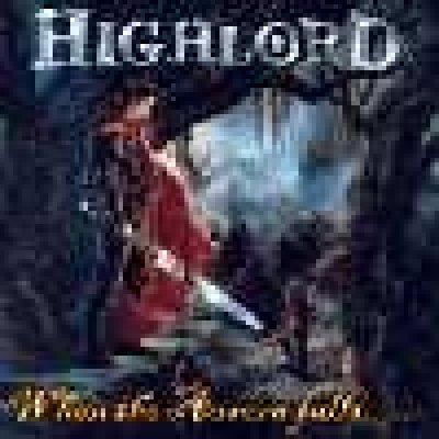 album When the aurora falls - Highlord