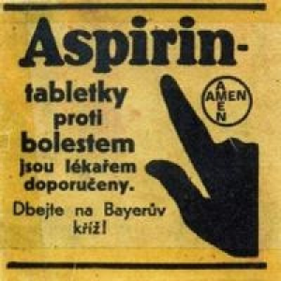 album Aspirin - Stefano Amen