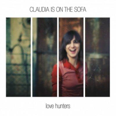 album Love Hunters - claudia is on the sofa