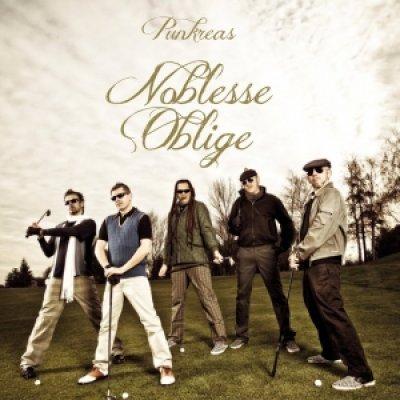 album Noblesse Oblige - Punkreas