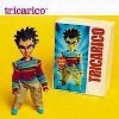 album Tricarico - Francesco Tricarico