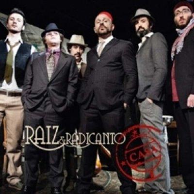 album Casa - Raiz e Radicanto