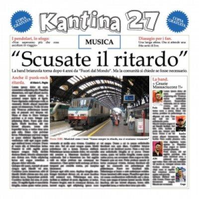 album Scusate il Ritardo - Kantina 27