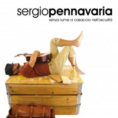 album Senza lume a casaccio nell'oscurità Sergio Pennavaria