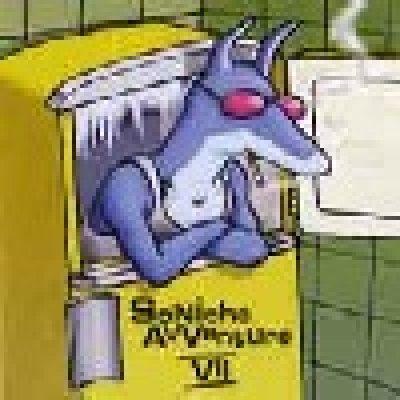 album Soniche Avventure VII - Split