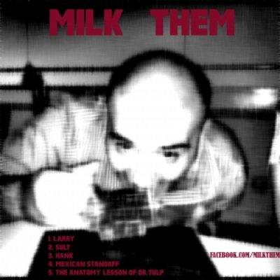 album Hangar Studio Demo - Milk Them