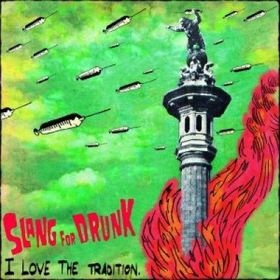 album I Love The Tradition - Slang for drunk
