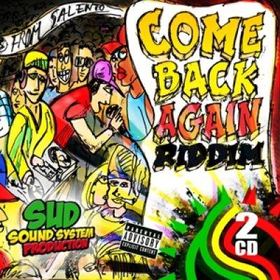 album Terron Fabio presenta Come Back Again Riddim - Sud Sound System (SSS)