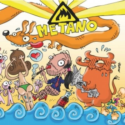 album Metano - METANO