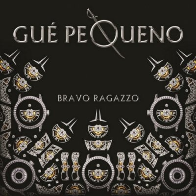 album Bravo Ragazzo - Guè Pequeno