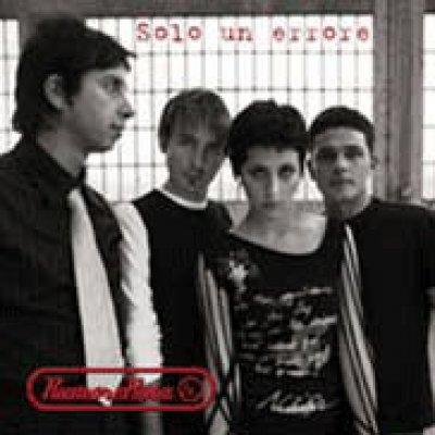 album Solo un errore (ep) - RumoreRosa