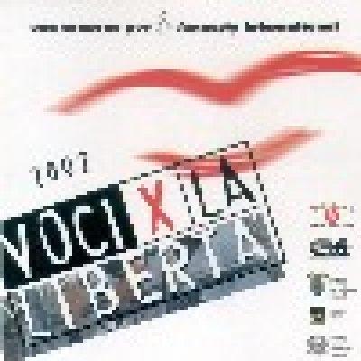 album Voci per la libertà 2002 - Split