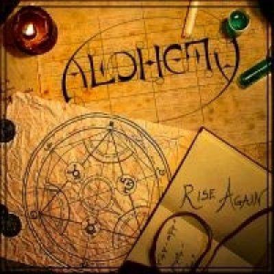 album Rise Again - Alchemy