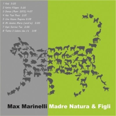 Max Marinelli Nei Tuoi Passi Ascolta e Testo Lyrics