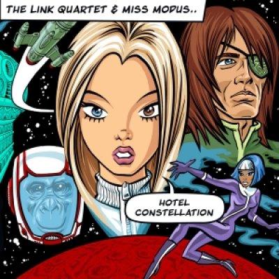 album Hotel Constellation Link Quartet