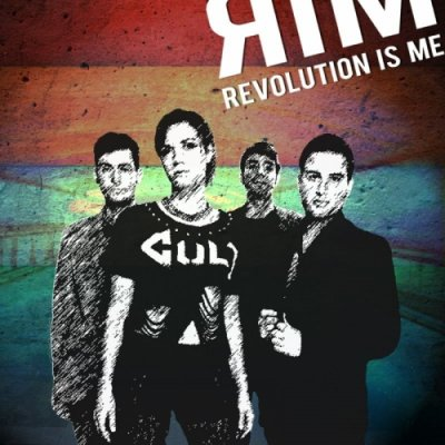 album Revolution Is Me - Revolution Is Me